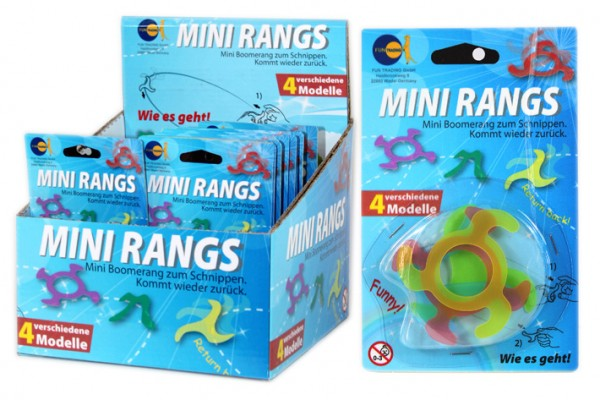 Mini Rangs Set