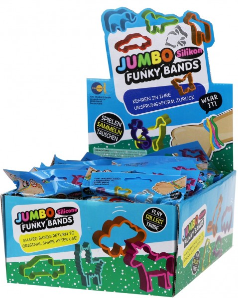 Jumbo Funky Bands - Silikon