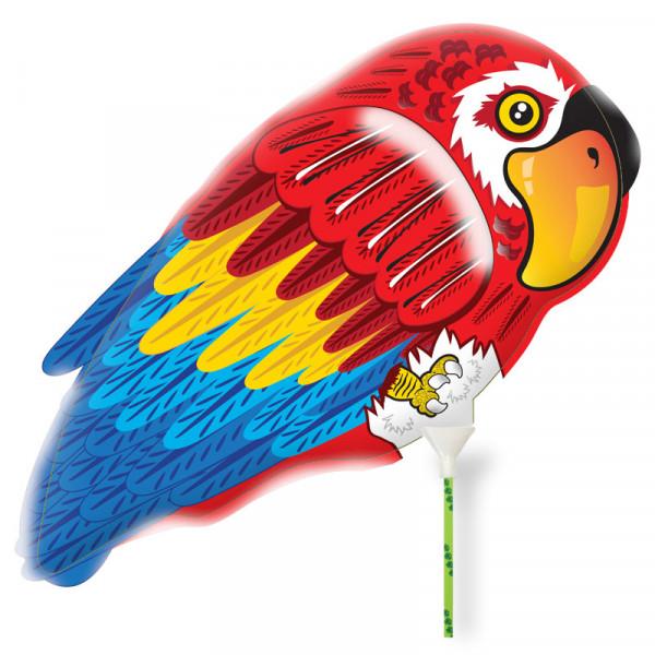 Folienballon - Papagei / Balloniacs - Parrot