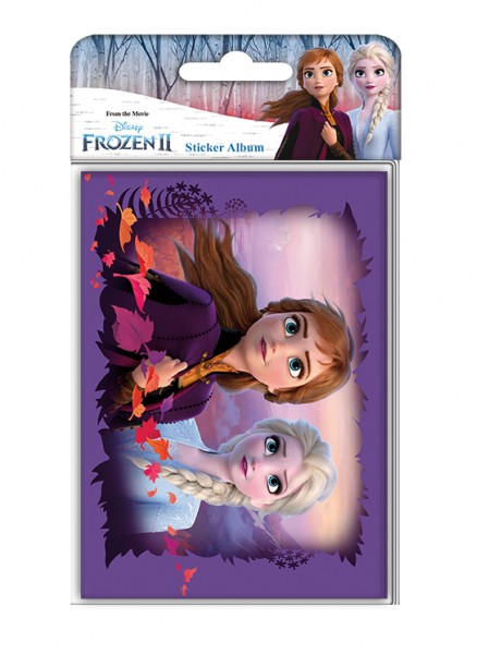 FROZEN II - Sticker Album