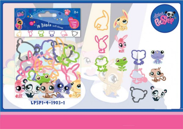 littlest pet shop Bands Serie I