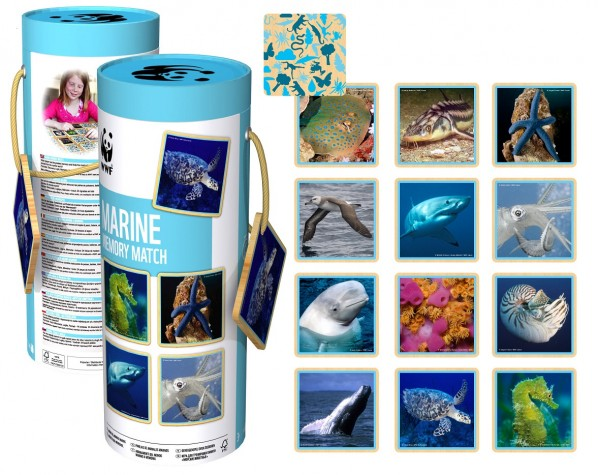 WWF MEMO Meerestiere