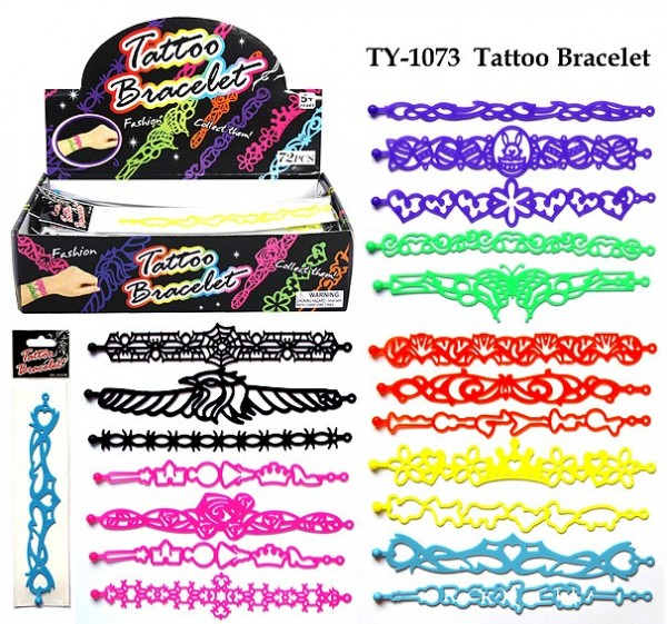 Funky Tattoo Bands