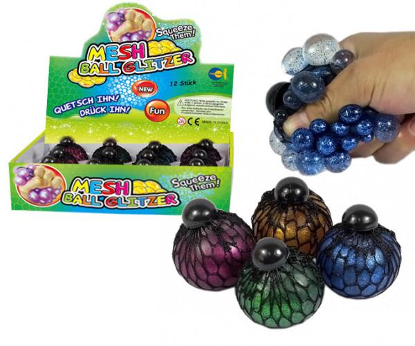 Mesh Ball Glitzer
