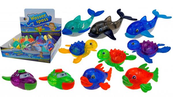 Wasserspielzeug leuchtend - Display