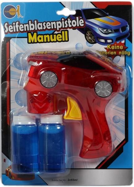 Seifenblasenpistole manuell Auto