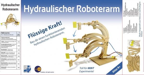 Hydraulischer Roboterarm