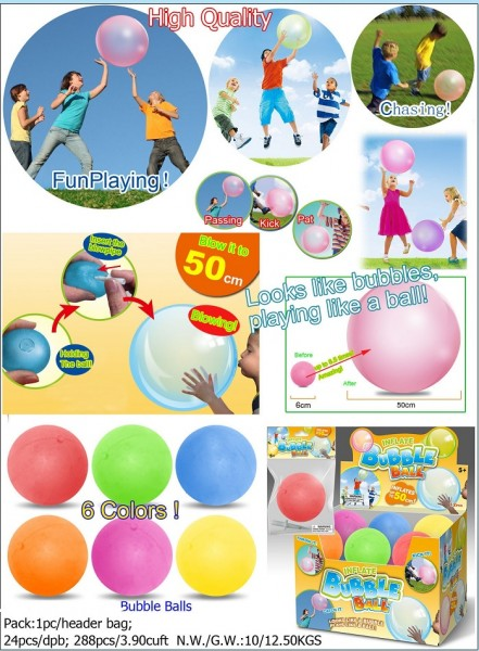 Fun Ballon Ball