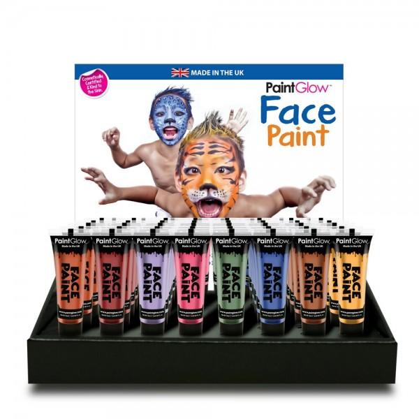 Gesichtsschminke - Klassisch