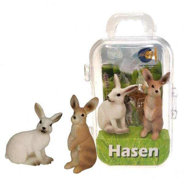 Hasen - Kaninchen - Spielfigur