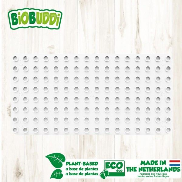 Basic Platte weiß / Educational base plate white