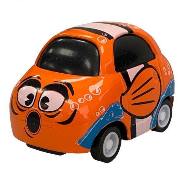 Mini Cars - Cutie Critter Cars - Clown Fisch