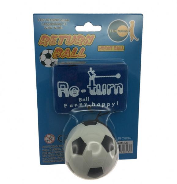 Return Ball im Blister