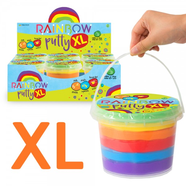 Rainbow Putty XL