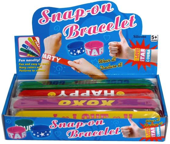 snap on bracelet Sonderpreis