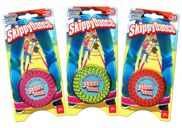 Skippy Dance - Gummitwist