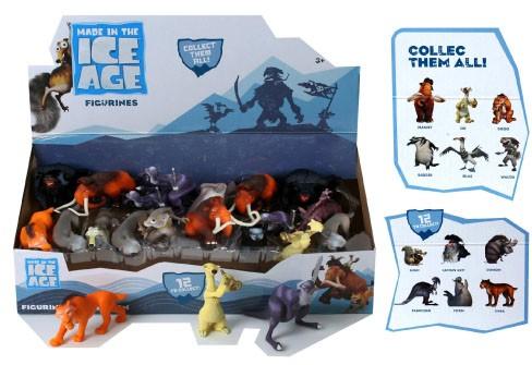 Ice Age 4 Figuren