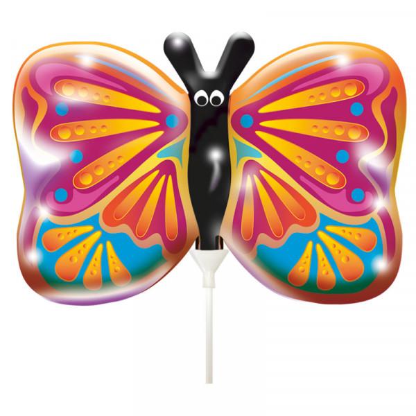 Folienballon Schmetterling / Balloniacs - Butterfly