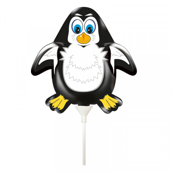 Folienballon - Pinguin / Balloniacs - Penguin