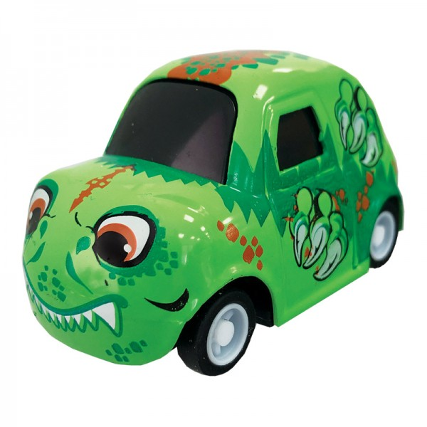 Mini Cars - Cutie Critter Cars - Dino