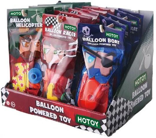 Helicopter Ballon