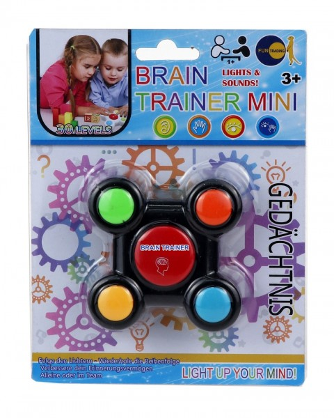 Brain Trainer Mini