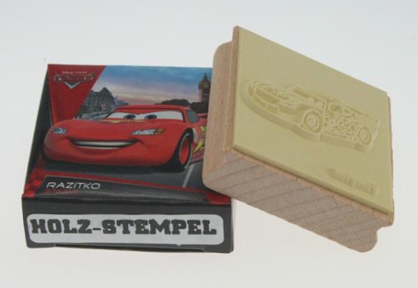 Cars Holzstempel - Sonderpreis