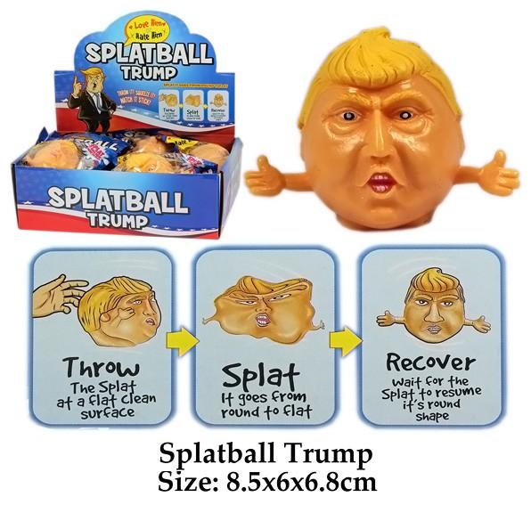 Splat-Ball Trump