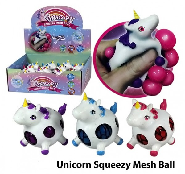 Mesh Ball Einhorn Molly