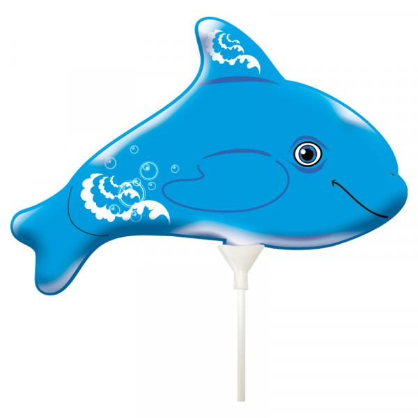 Folienballon - Delphin / Balloniacs - Dolphin