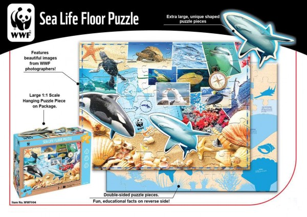 WWF Bodenpuzzle Seeleben