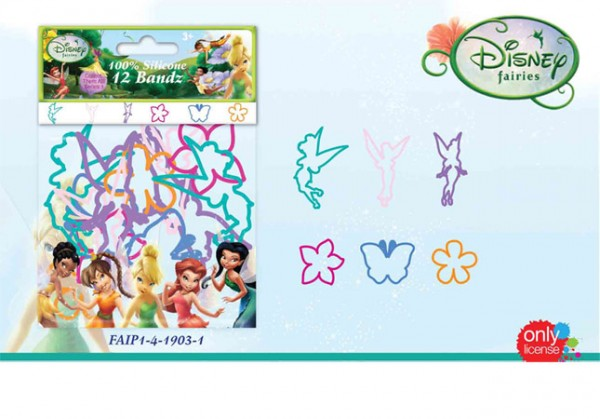 Disney Fairy Bands Serie I