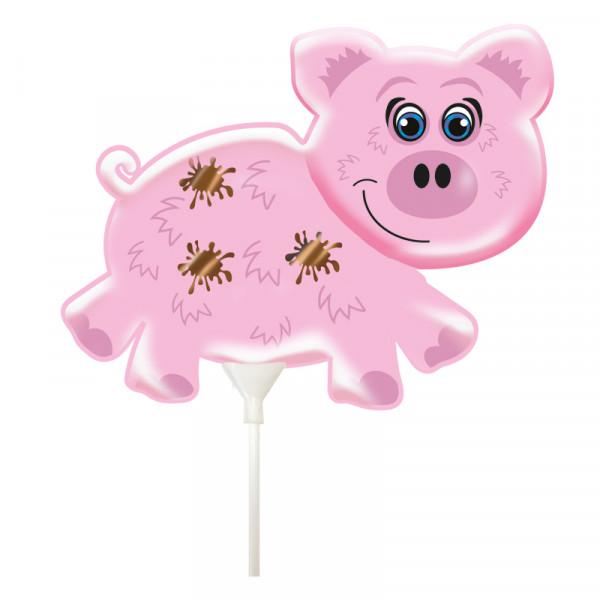 Folienballon - Schwein / Balloniacs - Pig