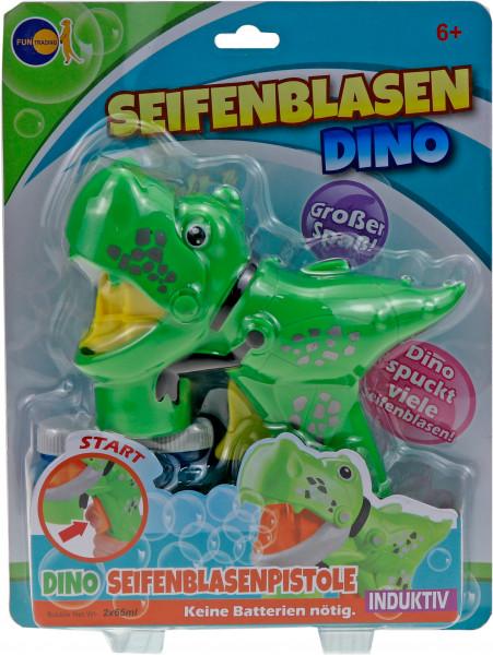 Seifenblasenpistole Dino - manuell