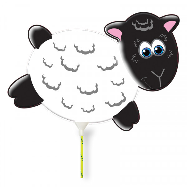 Folienballon - Schaf / Balloniacs - Sheep