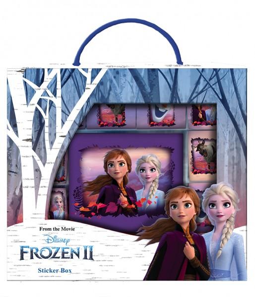 FROZEN II - Sticker Set Geschenk Box