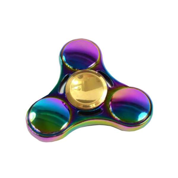 Finger-Kreisel fidget spinner Metall eloxiert
