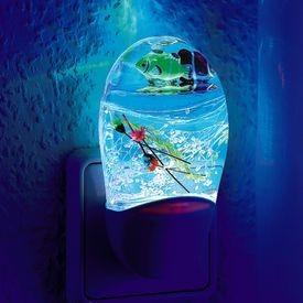 Aqua-Nachtlicht