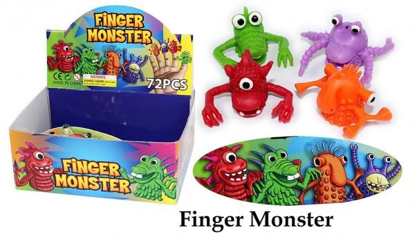 Fingerpuppen Monster