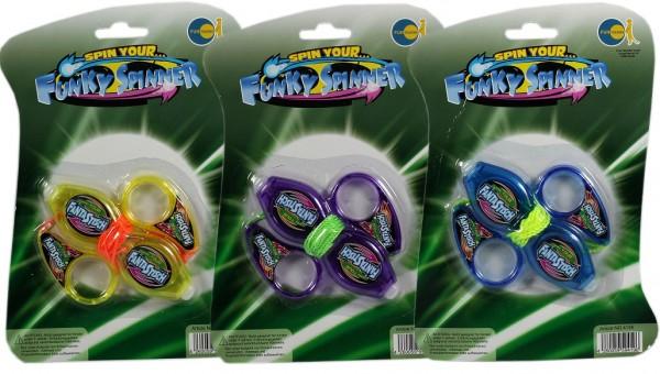 Funky Spinner