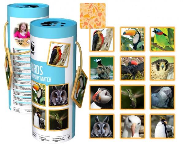 WWF MEMO Vögel