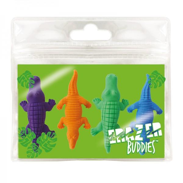 Radiergummi Minis - Erazer Buddies - Krokodile