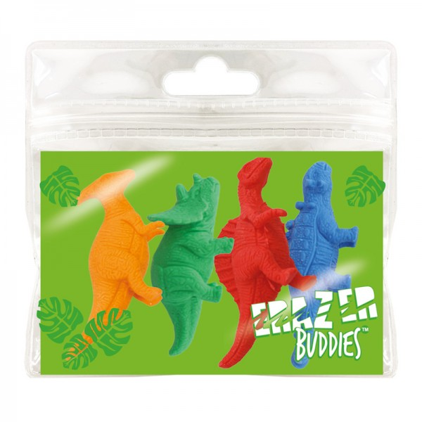 Radiergummi Minis - Eraser Buddies - Dinos