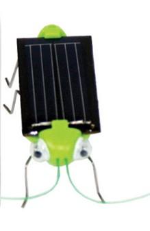 Solar Grashüpfer