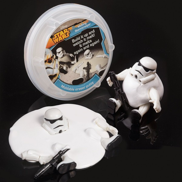 STAR WARS Knete Storm Trooper