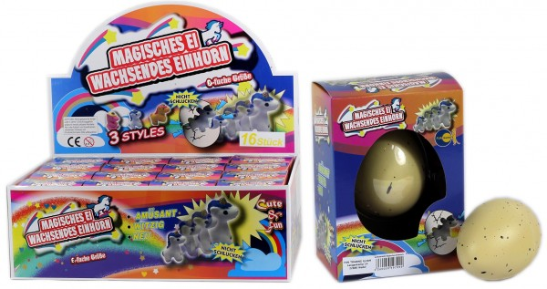 """Magische Eier """"Einhorn"""""""