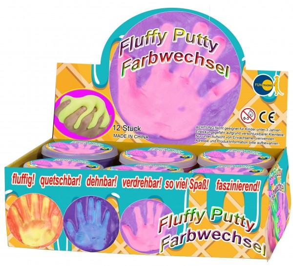 Fluffy Putty Farbwechsel