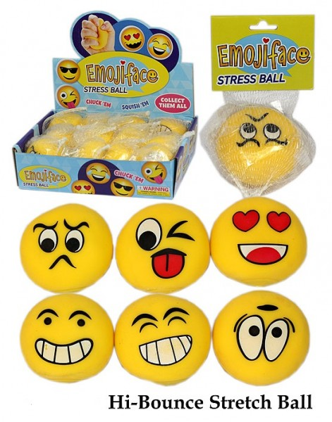 Emoji Antistress Ball