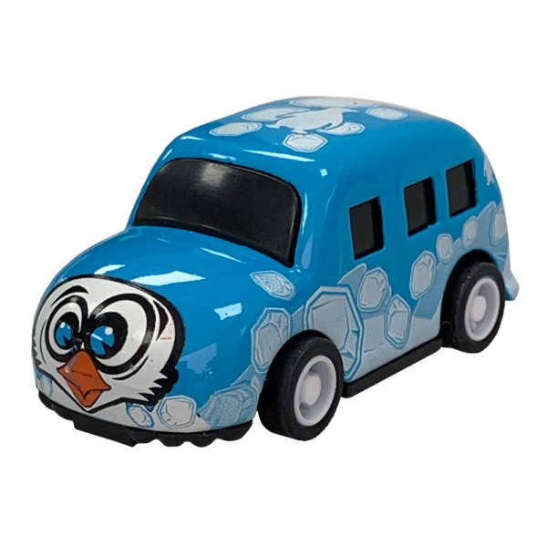 Mini Cars - Cutie Critter Cars - Pinguin