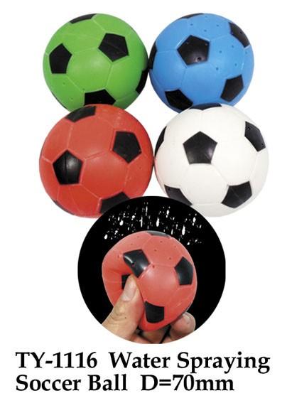 Spritz Fußball